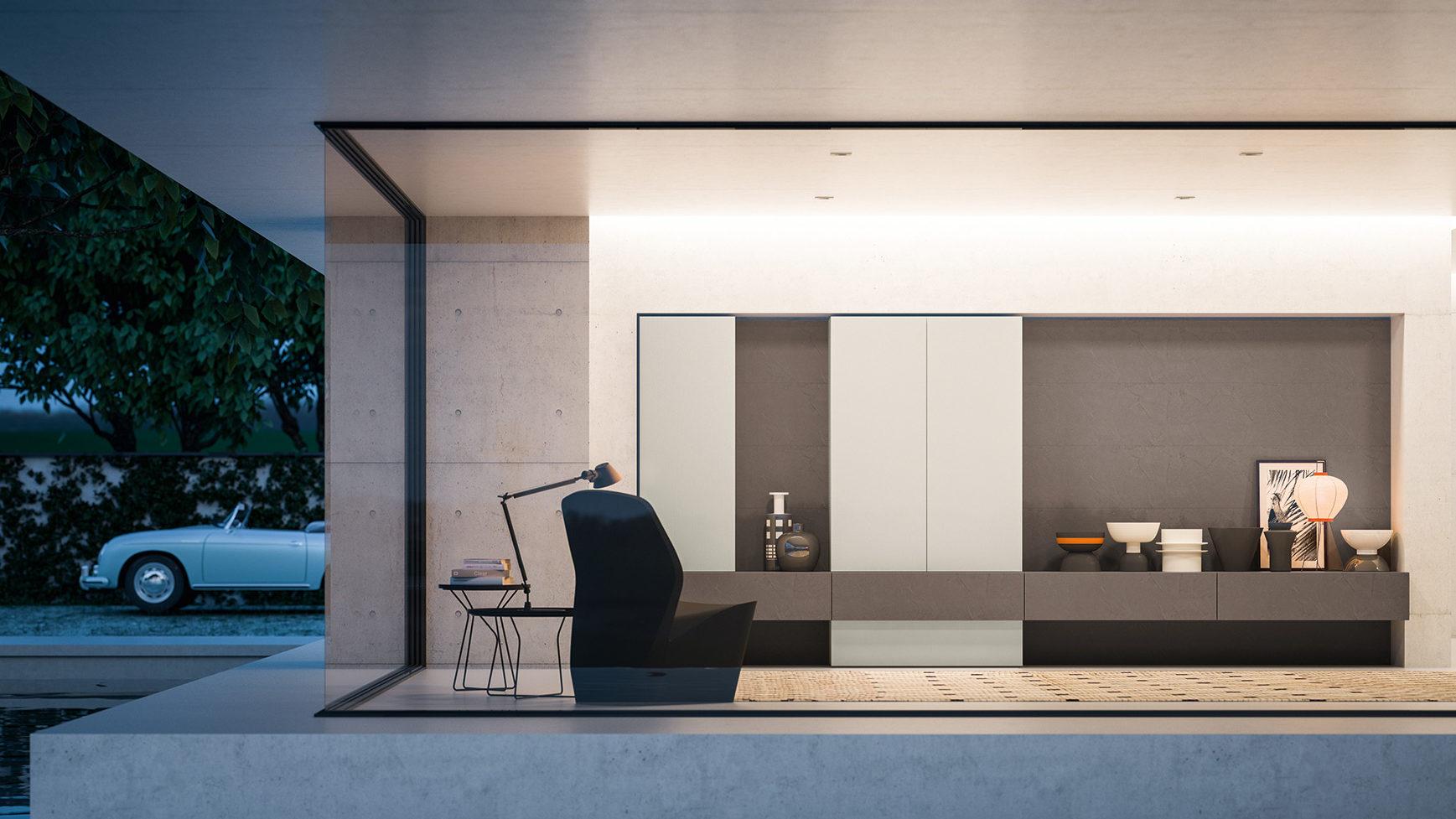 La rivoluzione degli spazi linea due arredamenti blog for Linea casa arredamenti