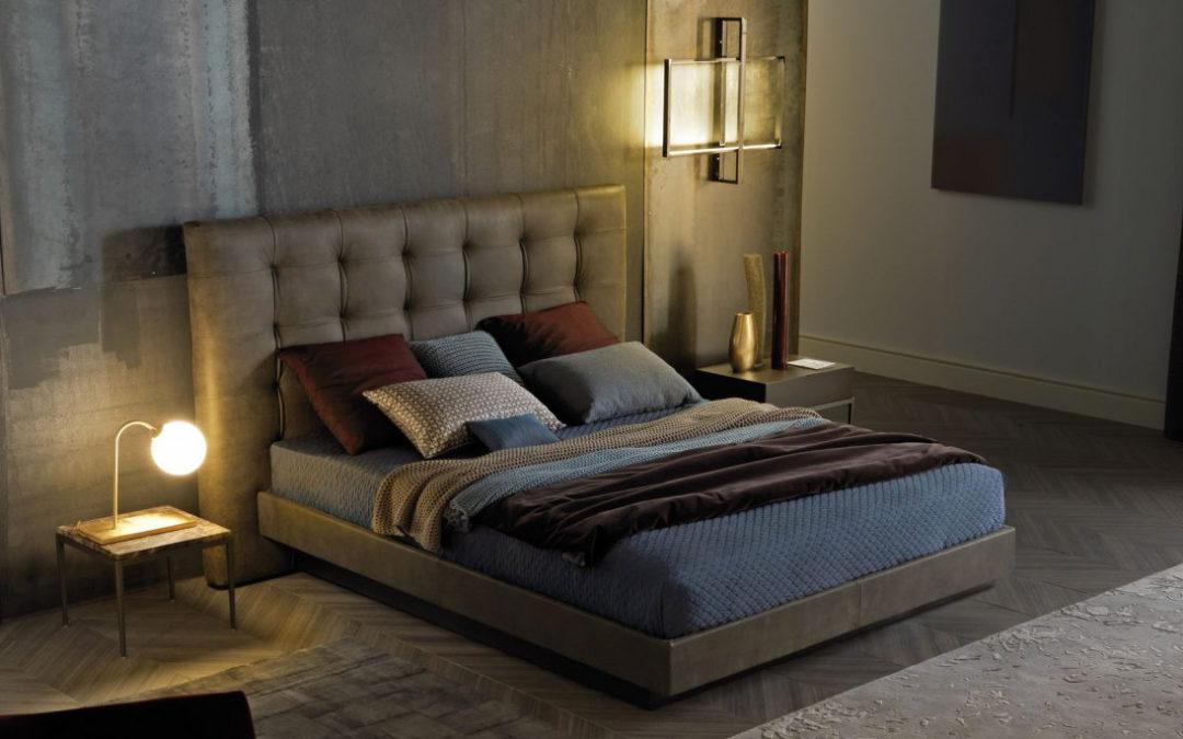 Soluzioni di design per la tua zona notte